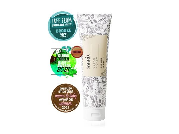 SAKRID Clean + Calm Natural Shampoo Hair Care