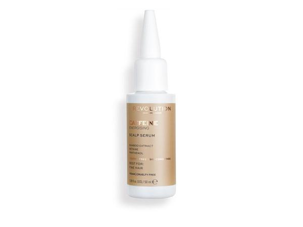 Caffeine Energising Scalp Serum For Fine Hair