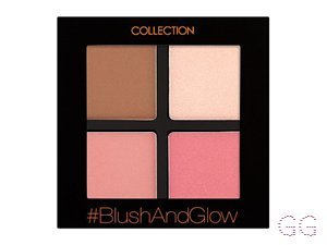 Blush And Glow Blush Palette
