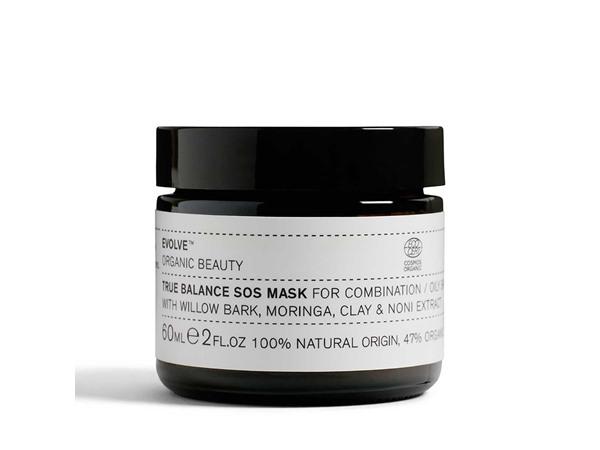 Evolve Beauty True Balance Sos Face Mask