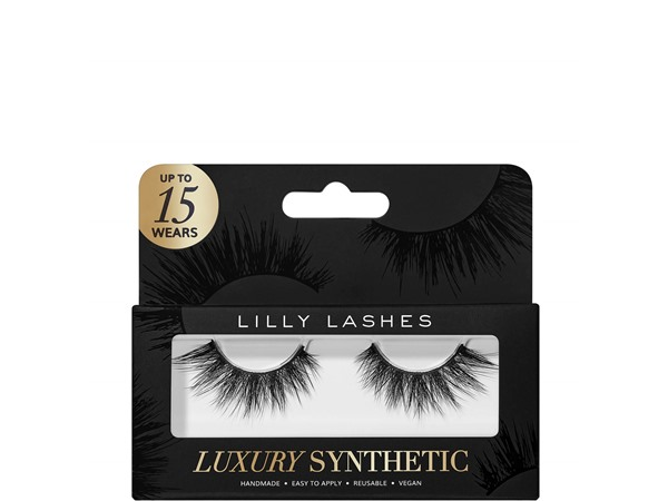 Lilly Lashes Luxury Synthetic