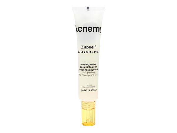 Acnemy Zitpeel Aha + Bha + Pha Overnight Treatment