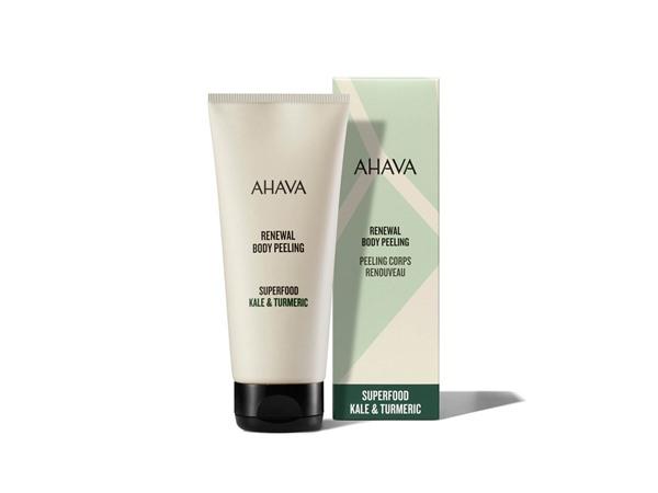 AHAVA Renewal Body Peeling Kale & Turmeric