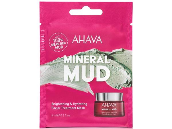 AHAVA Single Use Brightening & Hydration Mask
