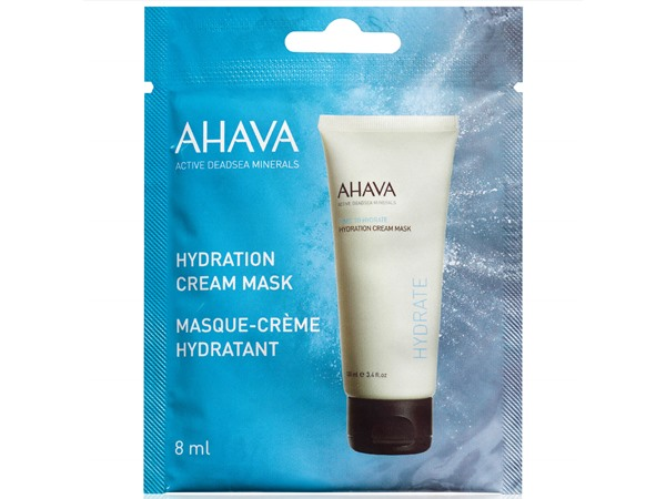AHAVA Single Use Hydration Cream Mask