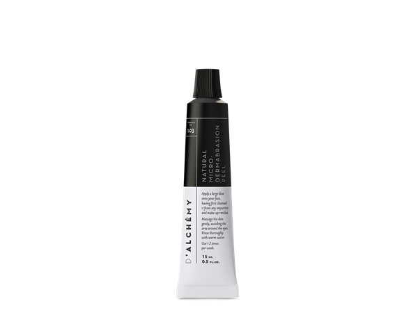 D'ALCHÉMY Natural Micro-Dermabrasion Peel