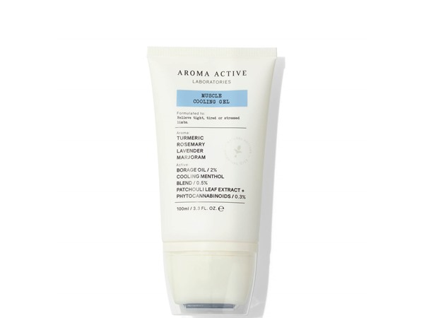 Aroma Active Muscle Cooling Gel