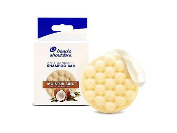 Anti-Dandruff Solid Shampoo Bar, Moisturising