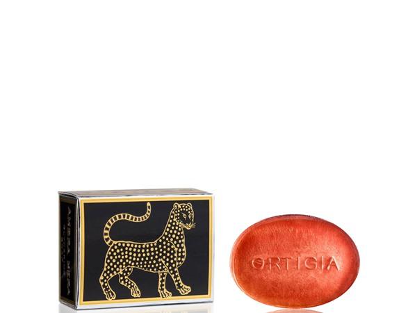 Ortigia Ambra Nera Single Soap