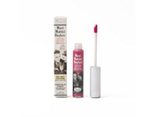 Meet Matte Hughes Lipstick