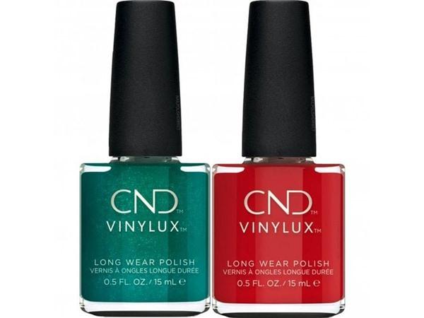 CND - Creative Nail Design Long Wear Polish Duo