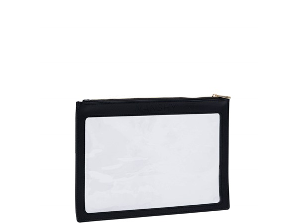 Clear Pouch - Black