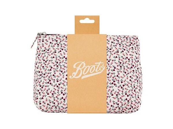 Ditsy Cosmetics Bag