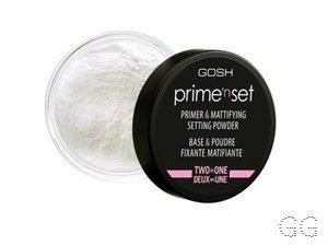 GOSH Velvet Touch Primer & Setting Powder