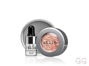 Stila Magnificent Metals Eyeshadow With Stay All Day Eyeshadow Primer