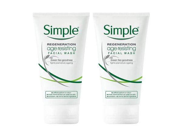 Regeneration Age Resisting Facial Wash