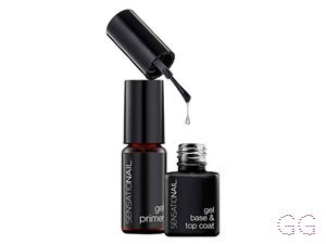 SensatioNail Essential Primer and Base and Top Coat Refill