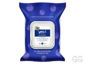 Blueberries Cleansing Facial Wipes