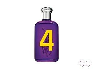 Ralph Lauren Big Pony Women Purple #4 Eau De Toilette