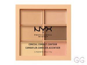 NYX 3C Palette Conceal, Correct, Contour